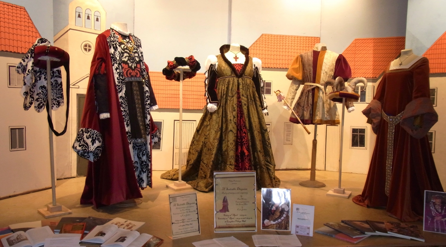 Theatre costume and evening wear