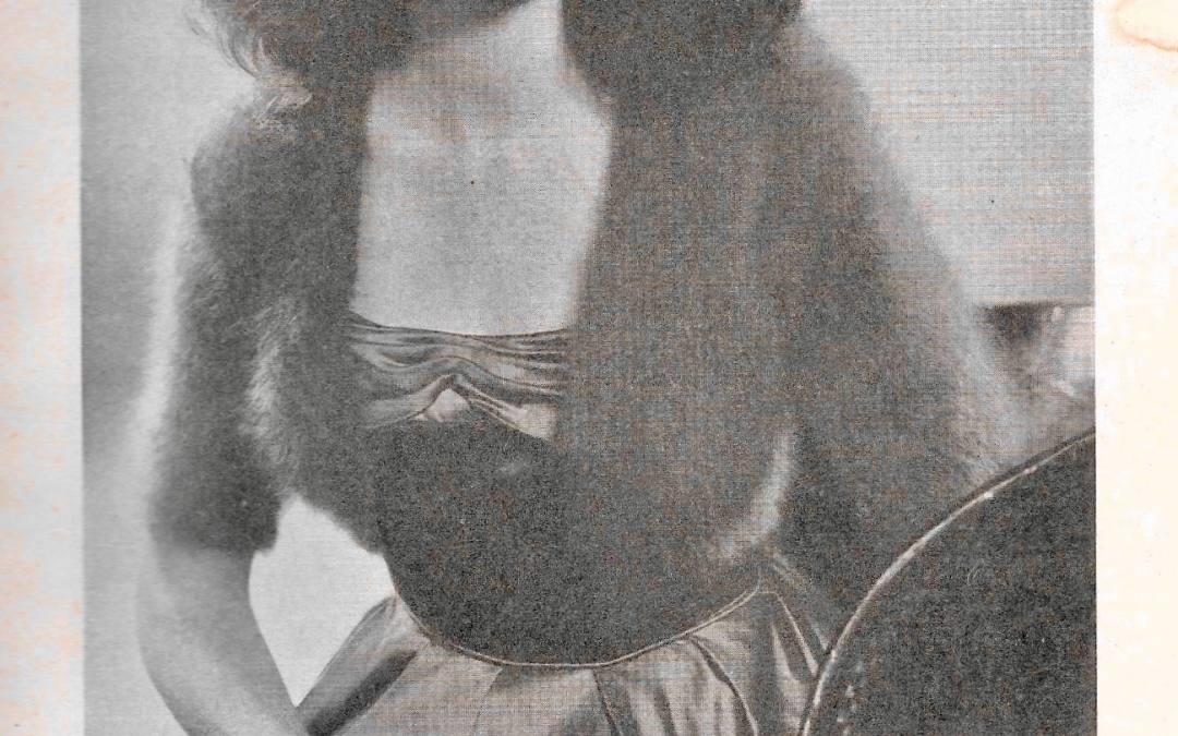 1950's knitted bolero