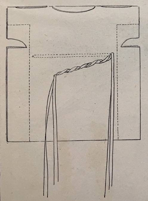 1923 Mode Pratique tunic