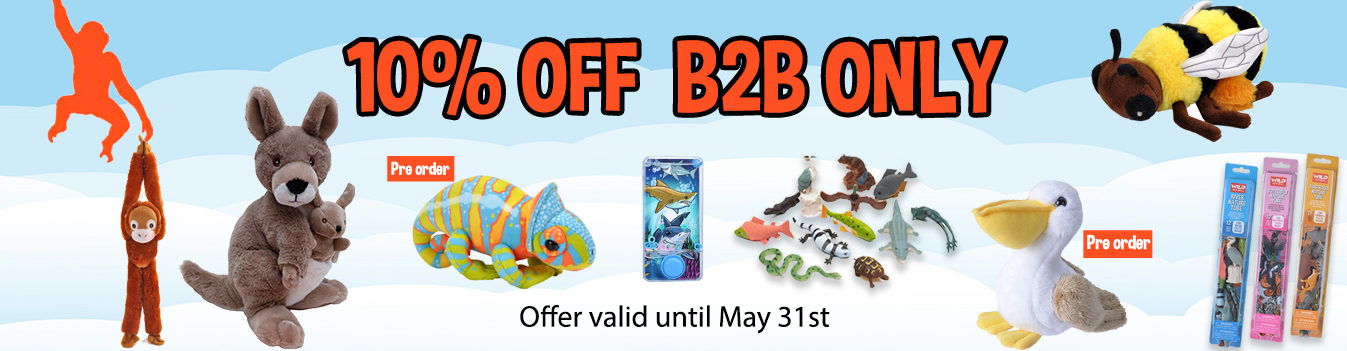 10% off May promo
