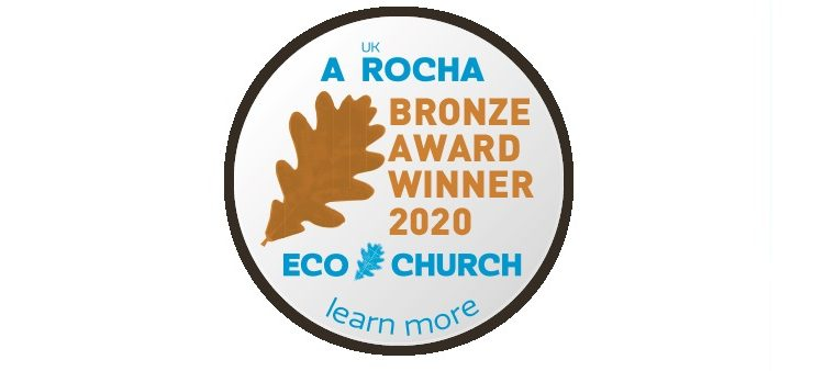 Bronze Eco Church Award