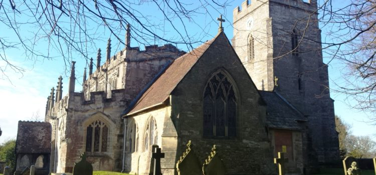 June 2020 – The Impact of Lockdown on Parish Churches