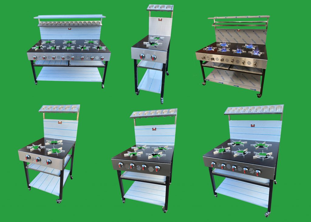 Commercial Cooker Hobs