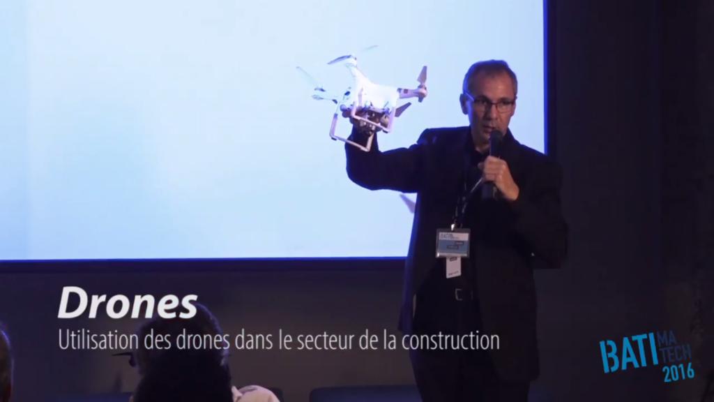 Kevin Heffner, BSME PhD, Pegasus research & technologies Drone utilisation des drones dans le secteur de la construction