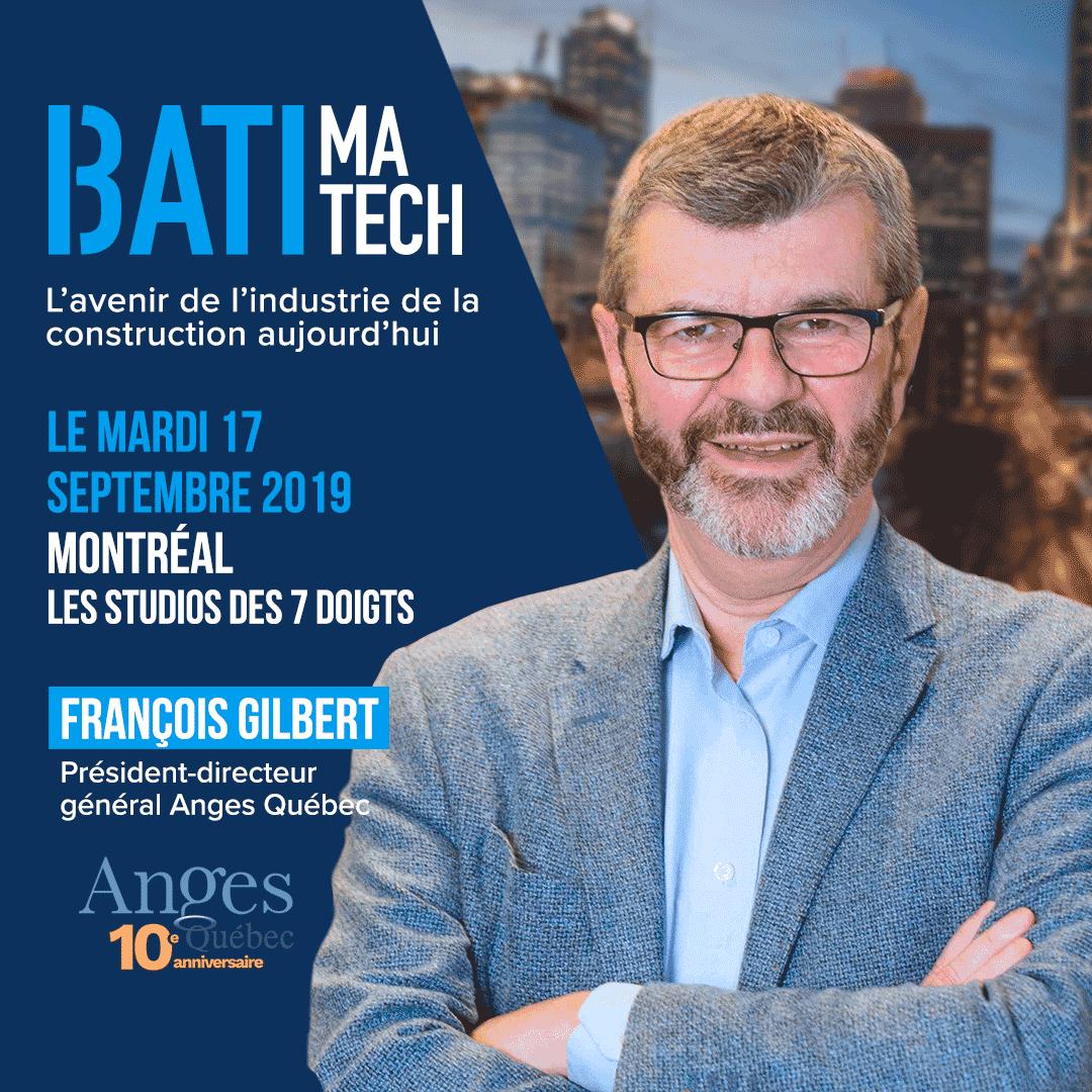 Batimatech Jury - François Gilbert