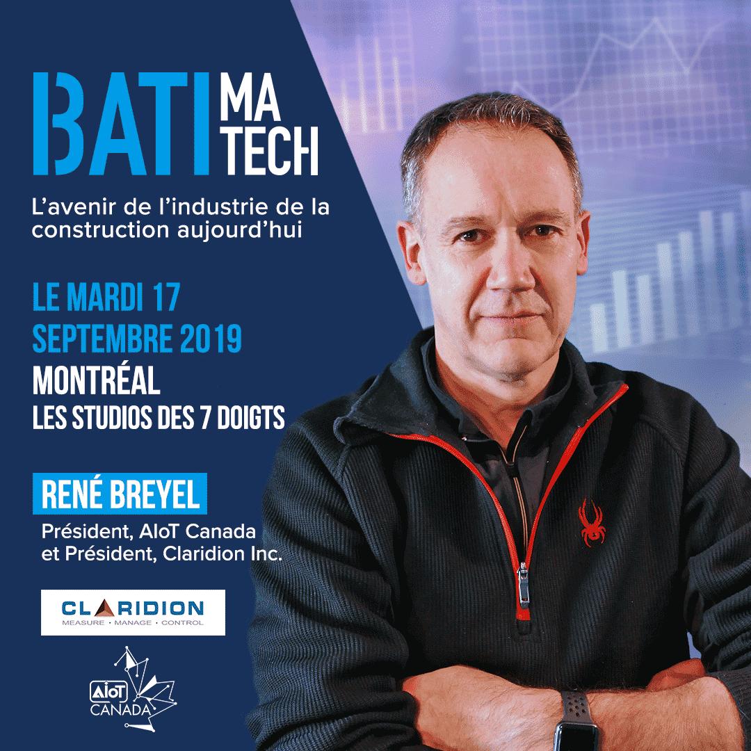 Batimatech Jury - René Breyel