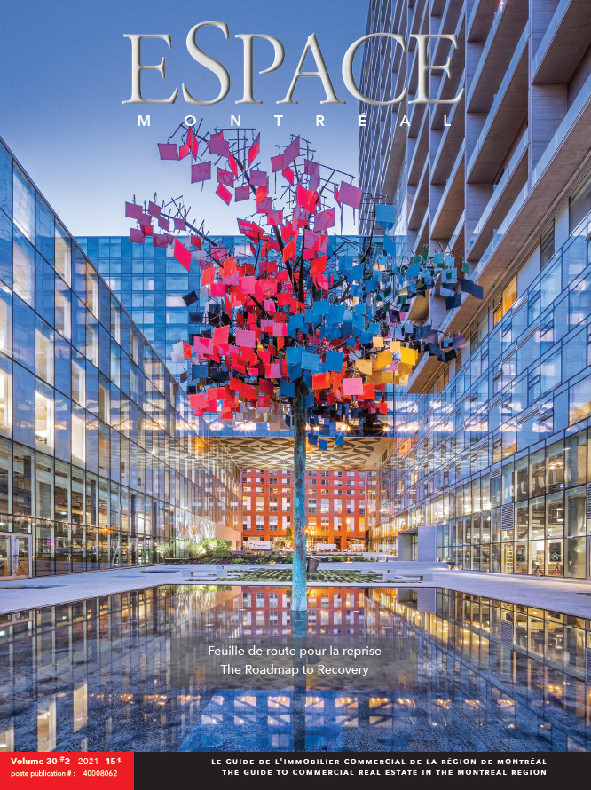 Espace Montréal - Batimatech juillet 2021