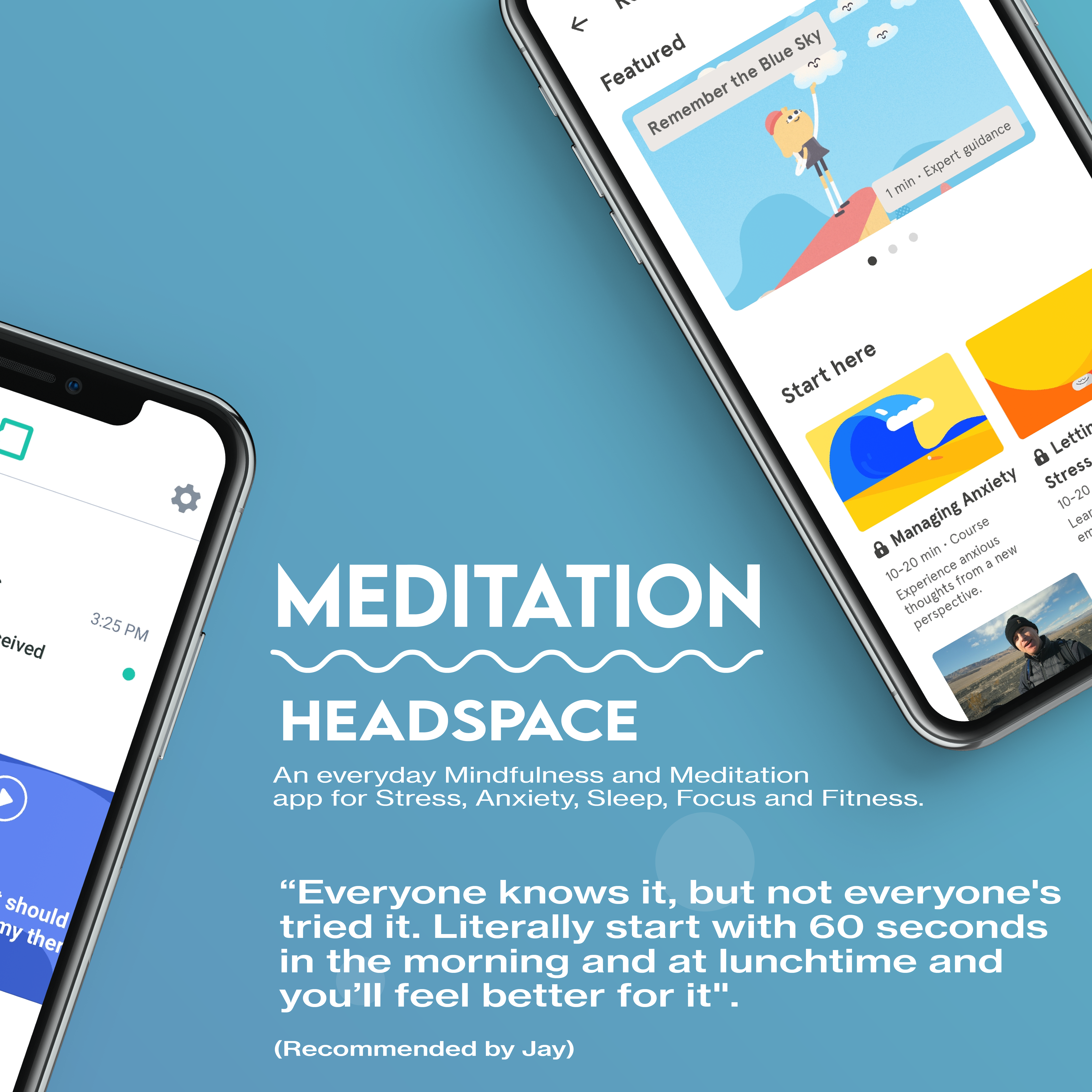 Headspace application