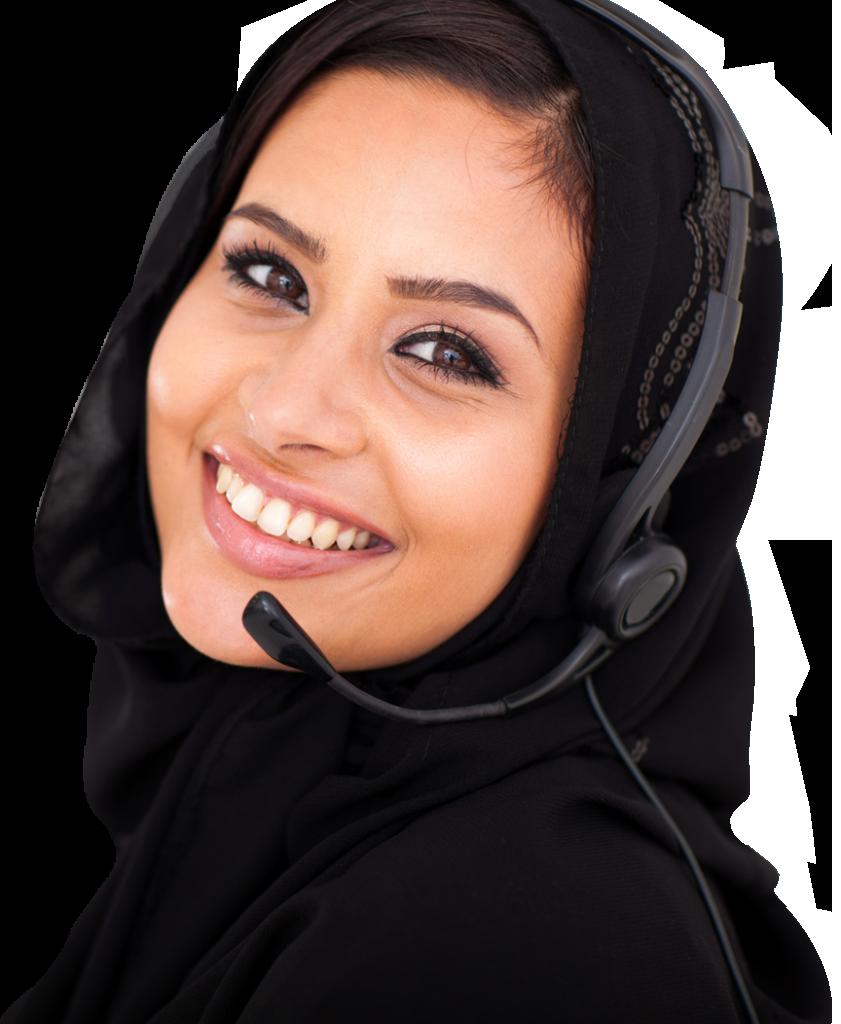 Call Center in Dubai - Agent