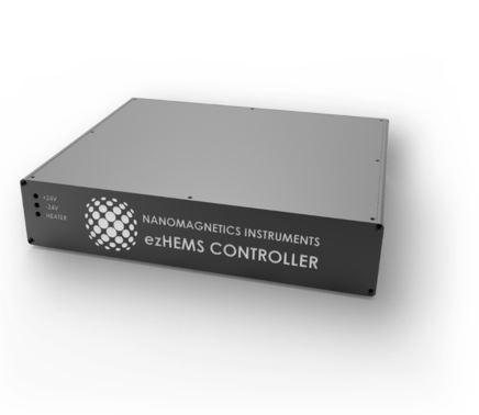 hall effect measurement system controller