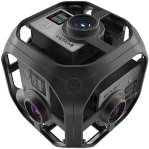 Go Pro Omni for Hire