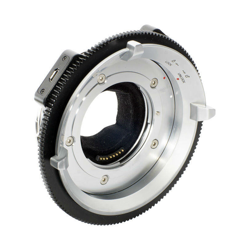 CANON EF TO SONY FZ T CINE ADAPTER FOR HIRE Front