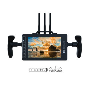 SmallHD 703 Ultra Bright Wireless Directors Monitor Front For Hire