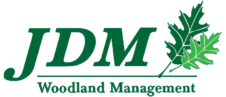 JDM Woodland Management Logo
