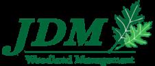 JDM Woodland Management Logo