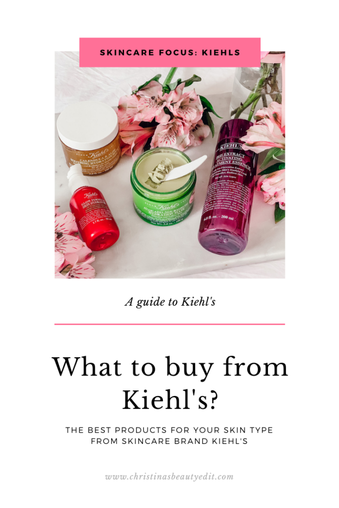 A guide to Kiehl's