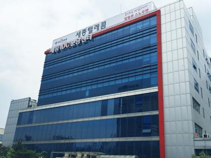 CDNetworks IDC in Korea