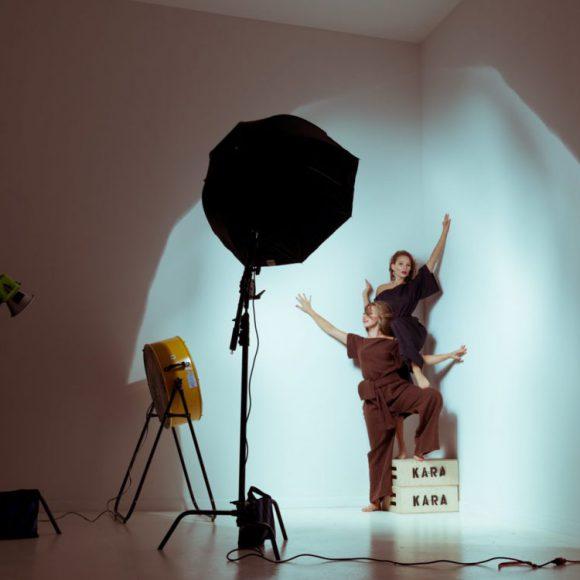 STUDIO PHOTOSHOOT WITH KEVIN KARA