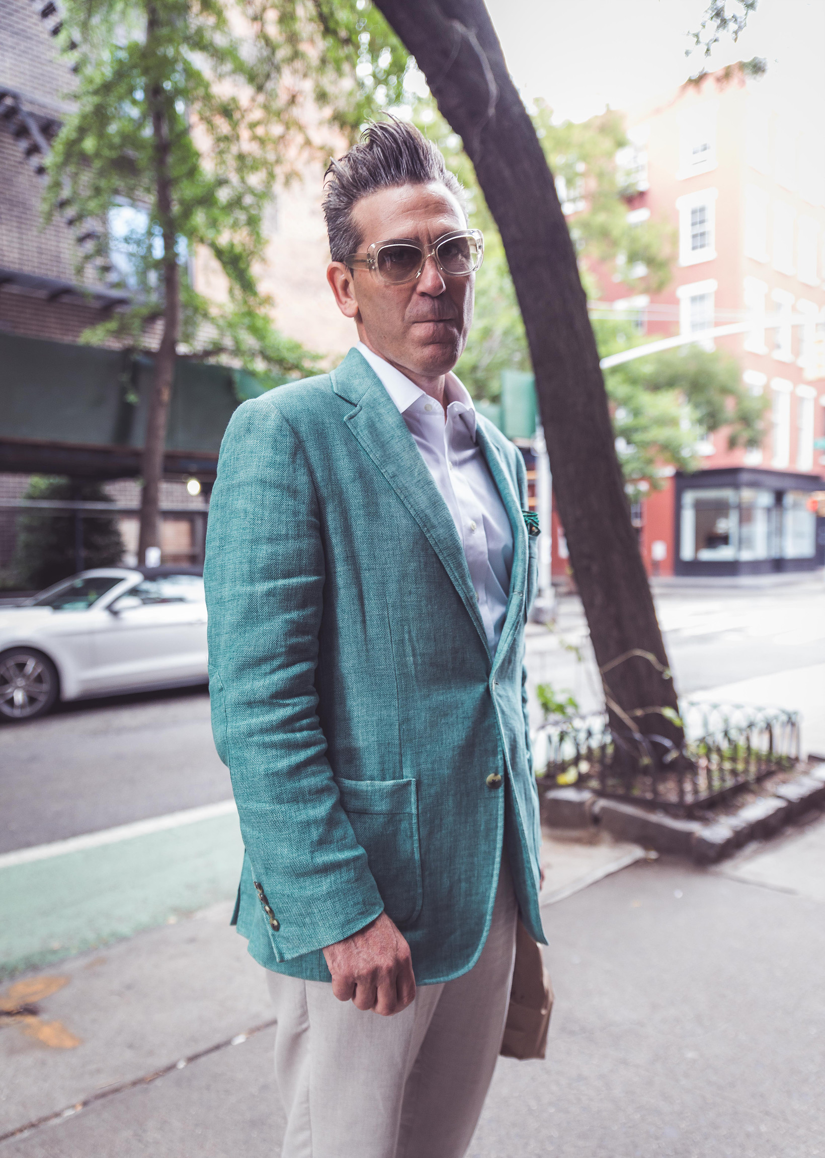 NYC STREETSTYLE PART 3: MEN EDITION