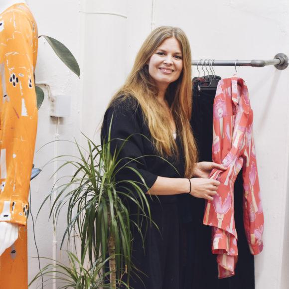 Minna Paussu, Designer