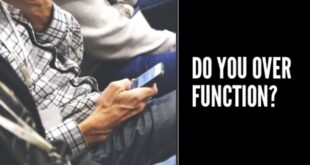 Do you over-function