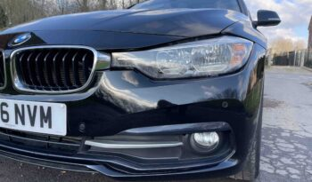 BMW 3 Series 2.0 318d Sport (s/s) 4dr full