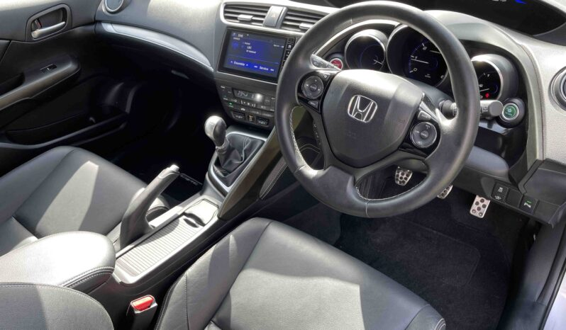 Honda Civic 1.6 i-DTEC EX Plus 5dr full