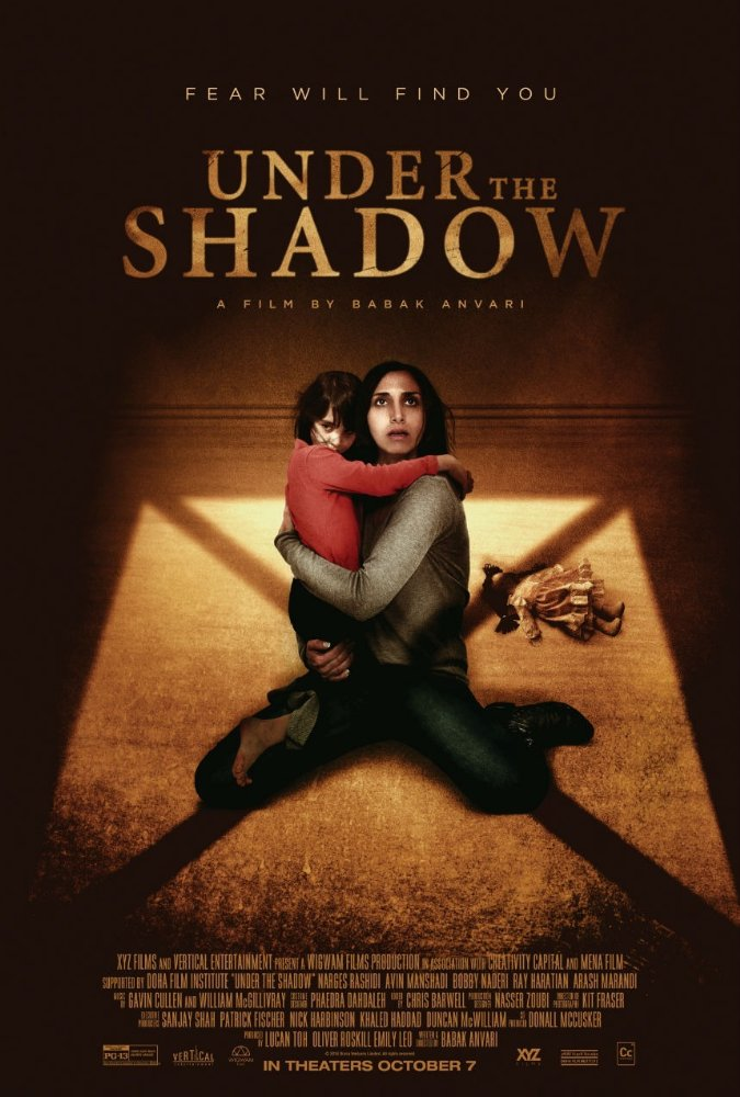 Film Review: UNDER THE SHADOW (2016)