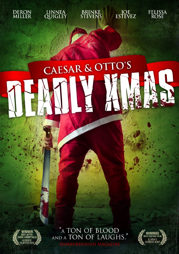 Film Review: CAESAR & OTTO'S DEADLY XMAS (2012)
