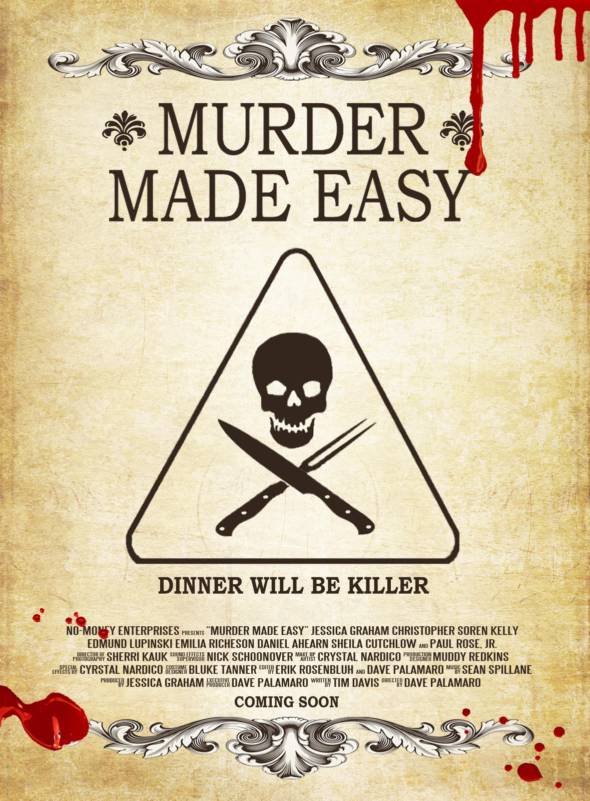 Film Review: MURDER MADE EASY (2017)