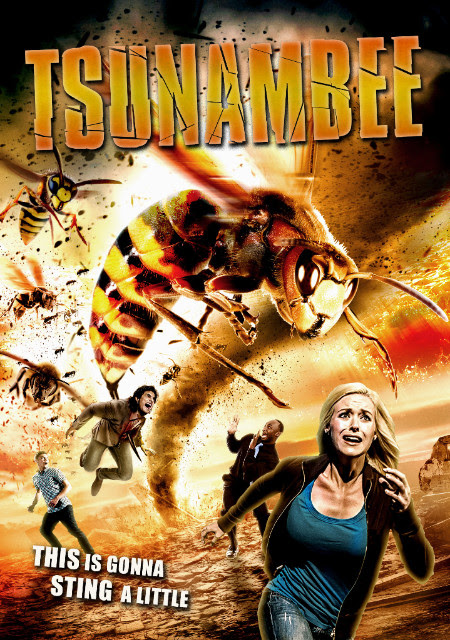 Film Review: TSUNAMBEE (a.k.a. Waspnado) (2015)