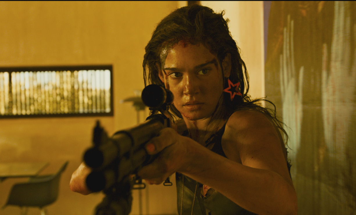 SECOND SIGHT FILMS RELEASING 'REVENGE' ON LIMITED EDITION BLU-RAY