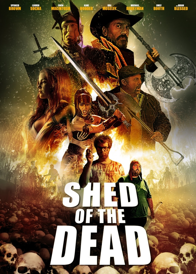 Film Review: SHED OF THE DEAD (2019)