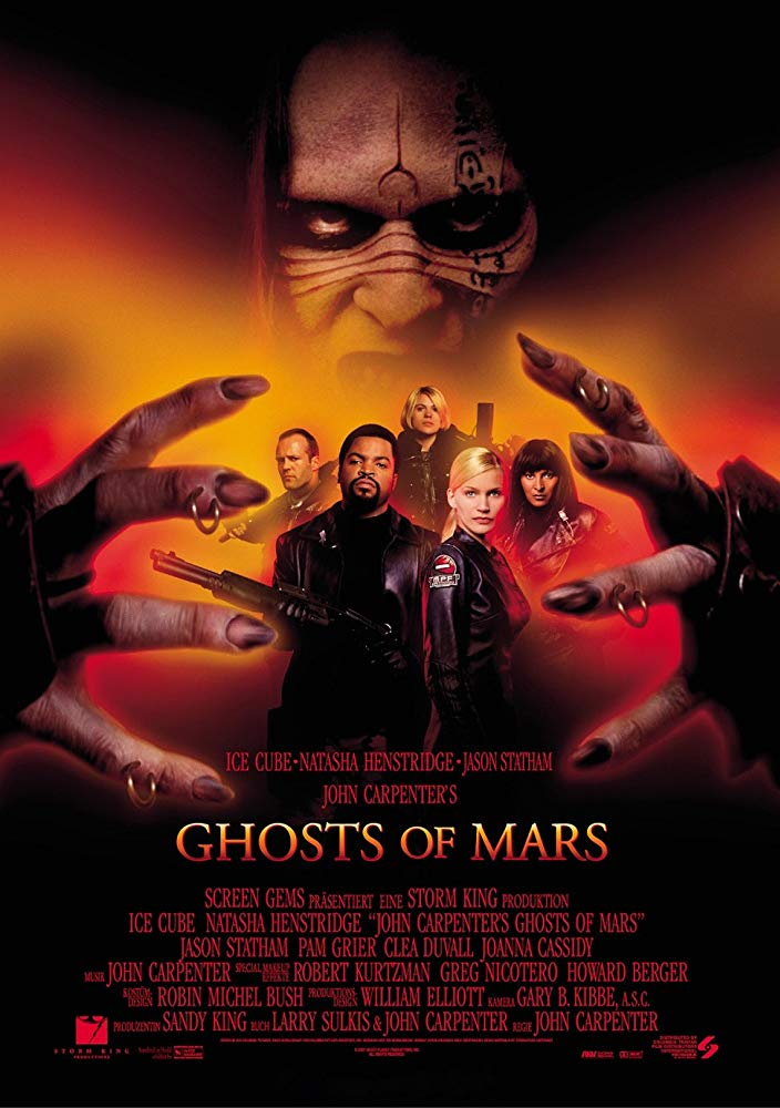 Film Review: GHOSTS OF MARS (2001)