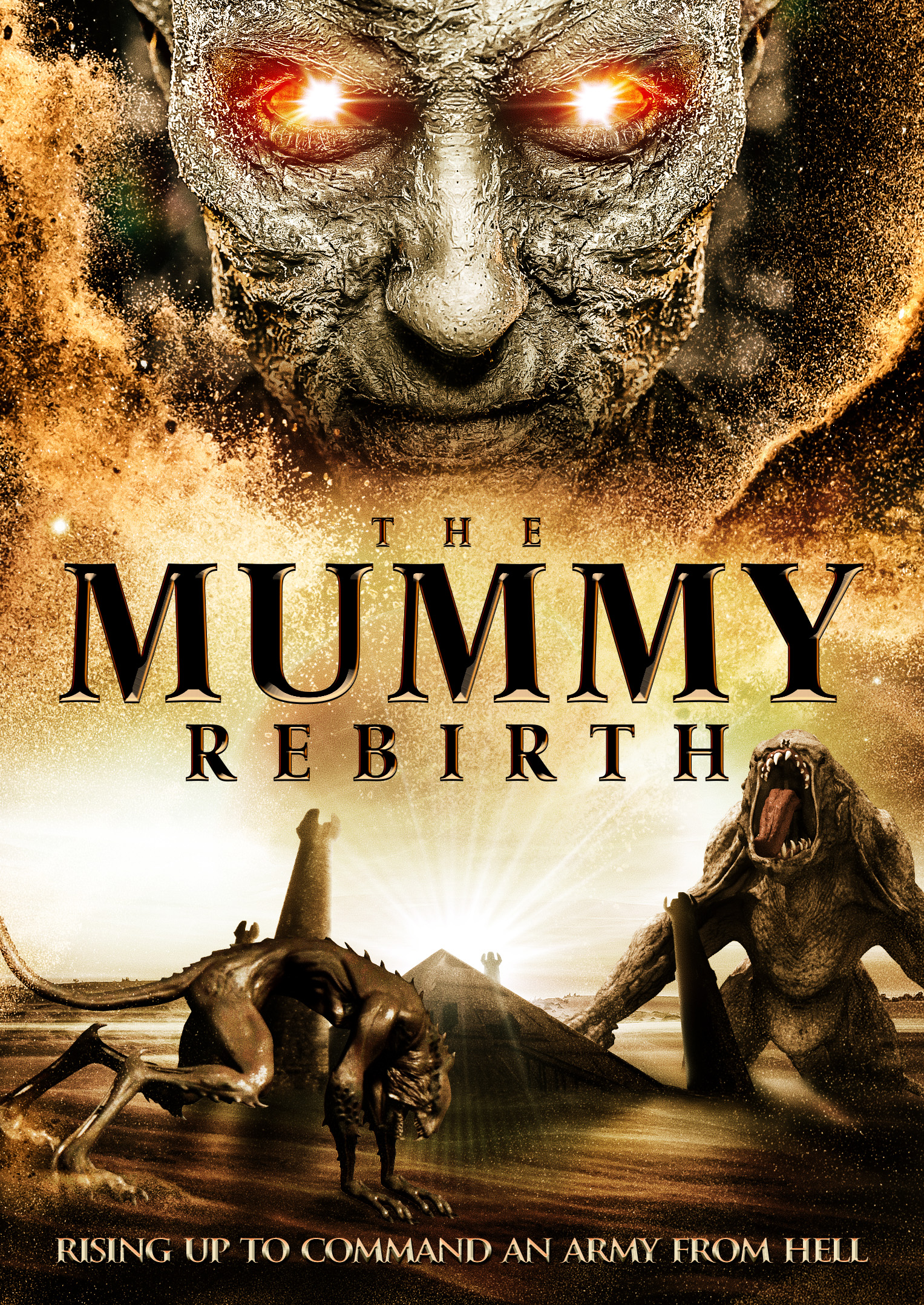 Film Review: THE MUMMY REBIRTH (2019)