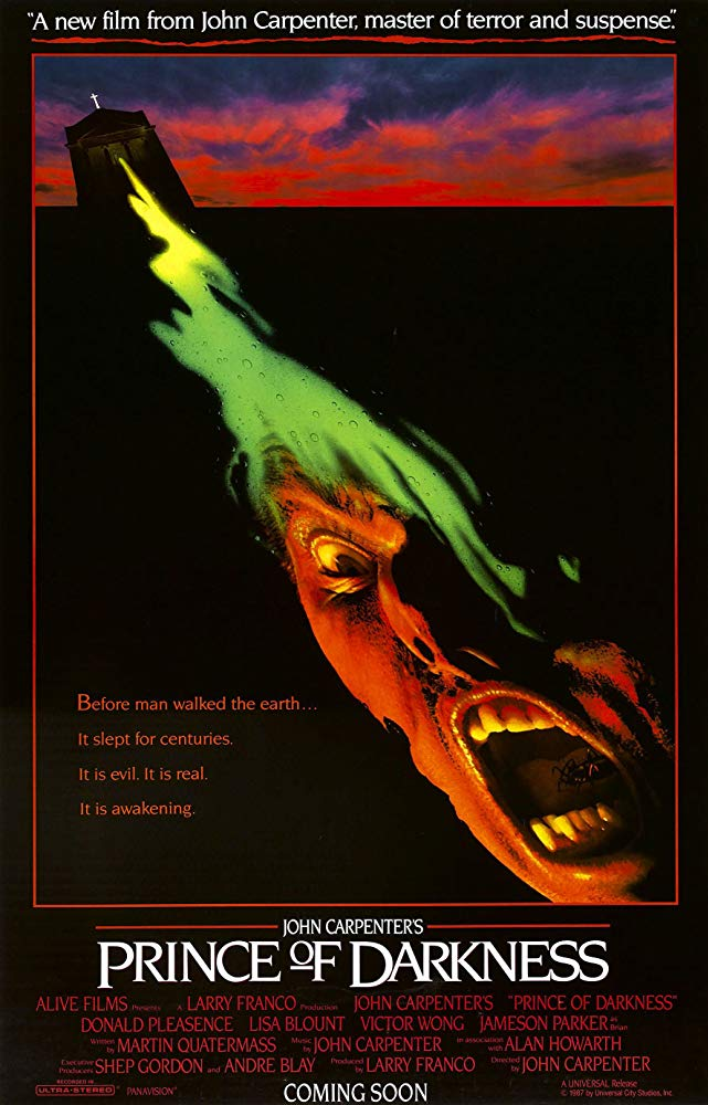 Film Review: PRINCE OF DARKNESS (1987)