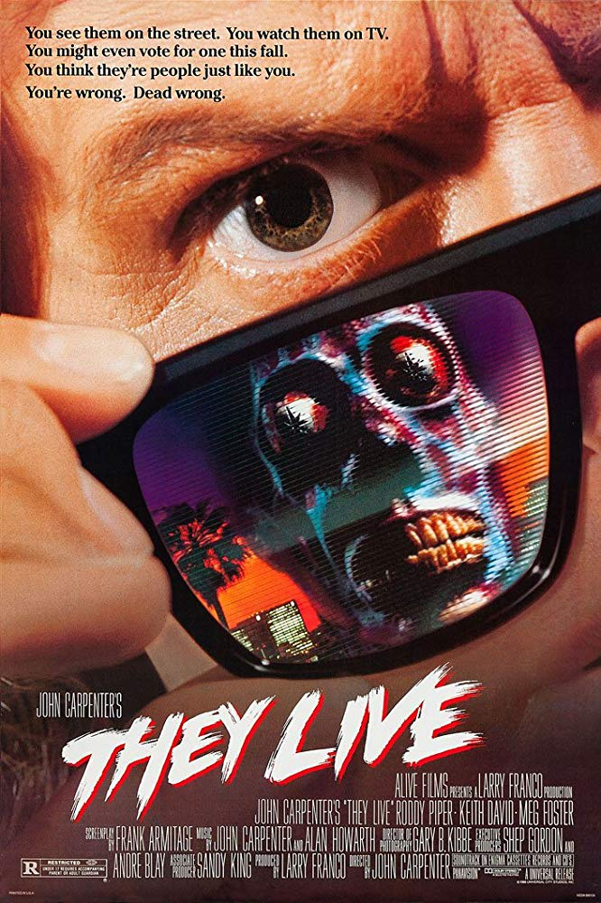 Film Review: THEY LIVE (1988)
