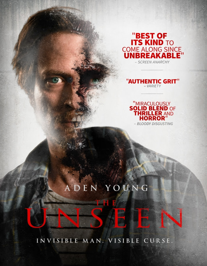 Film Review: THE UNSEEN (2016)
