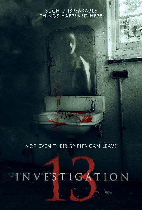 Film Review: INVESTIGATION 13 (2019)