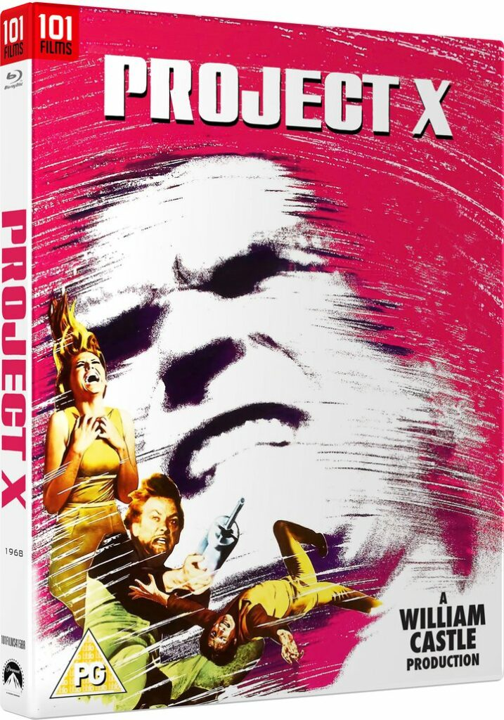 """101 FILMS DEFROSTS WILLIAM CASTLE'S """"PROJECT X"""" FOR BLU-RAY RELEASE"""