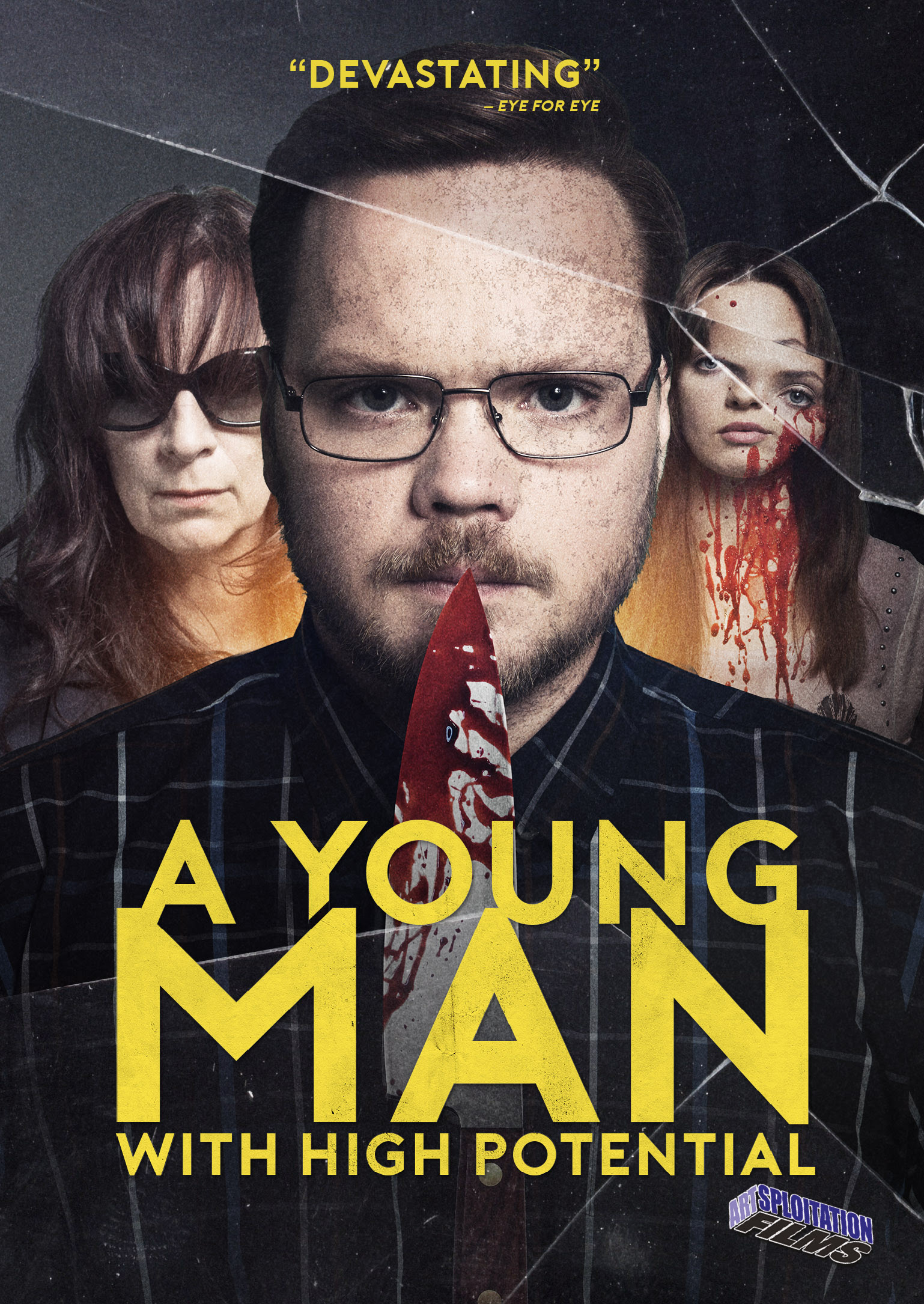 Film Review: A YOUNG MAN WITH HIGH POTENTIAL (2019)