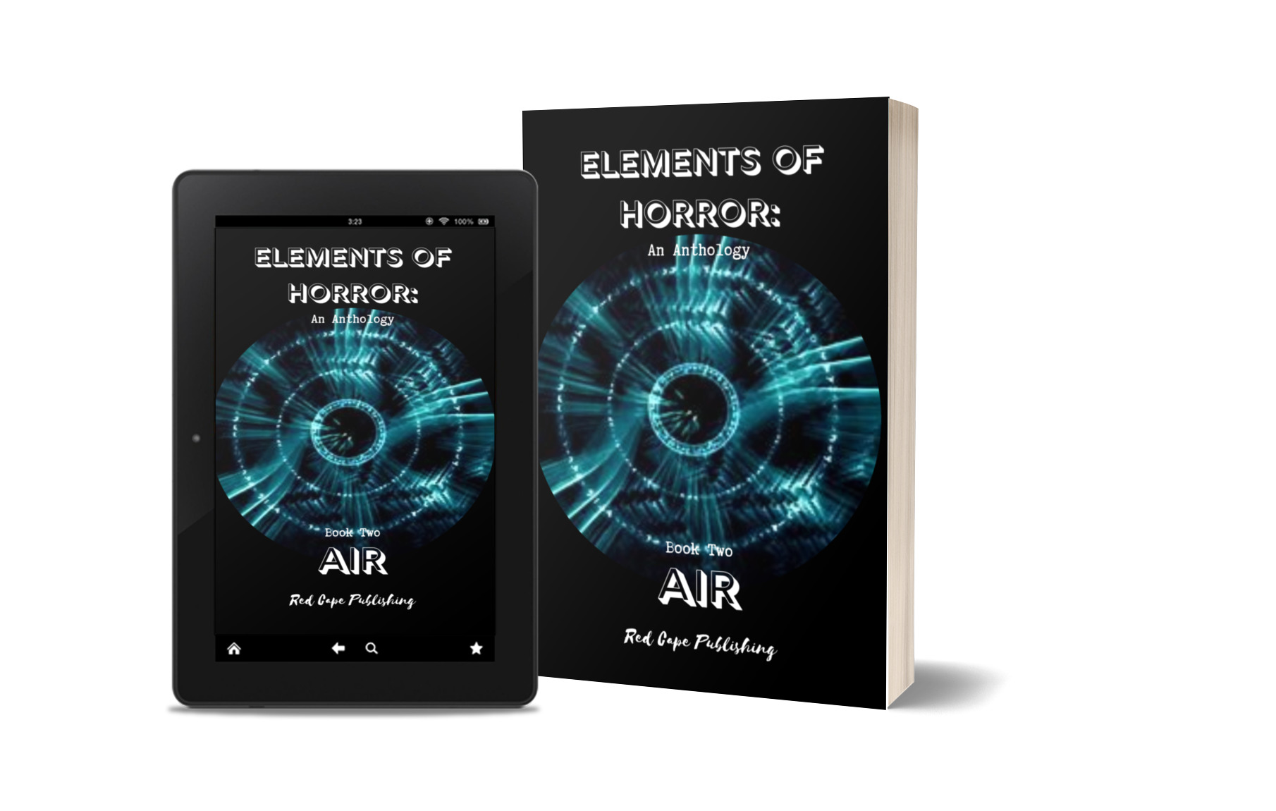 Book Review: ELEMENTS OF HORROR: AN ANTHOLOGY BOOK TWO – AIR