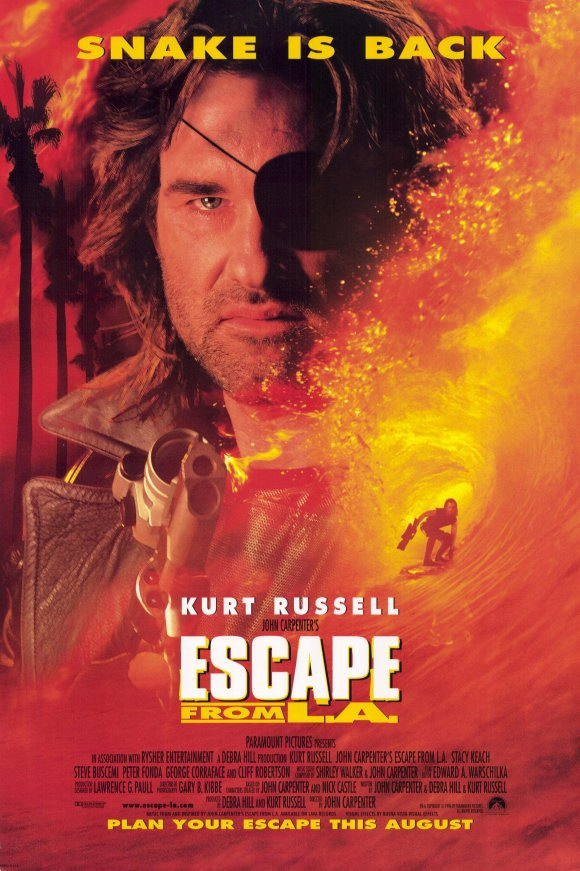 Film Review: ESCAPE FROM L.A. (1996)