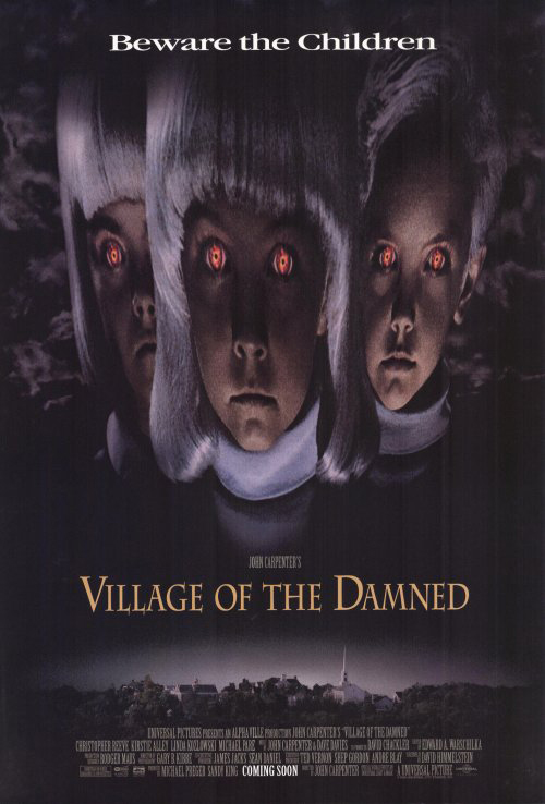 Film Review: VILLAGE OF THE DAMNED (1995)