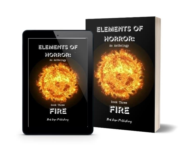 'ELEMENTS OF HORROR: BOOK 3: FIRE' HEATS UP FOR RELEASE THIS NOVEMBER
