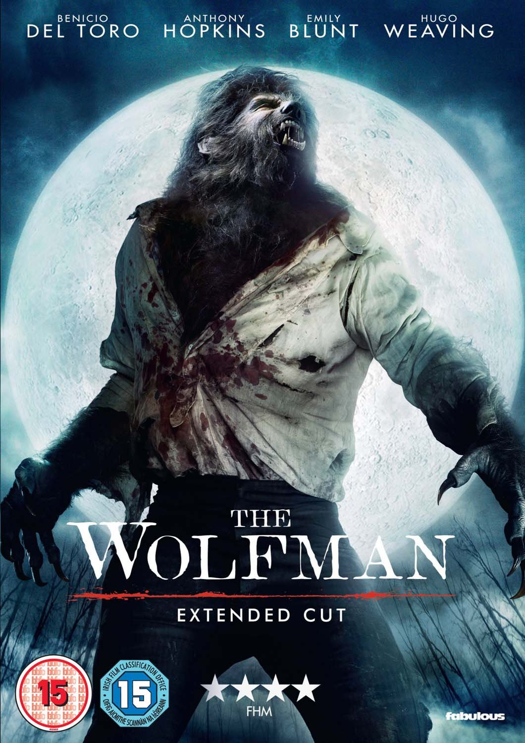 Film Review: THE WOLFMAN (2010)