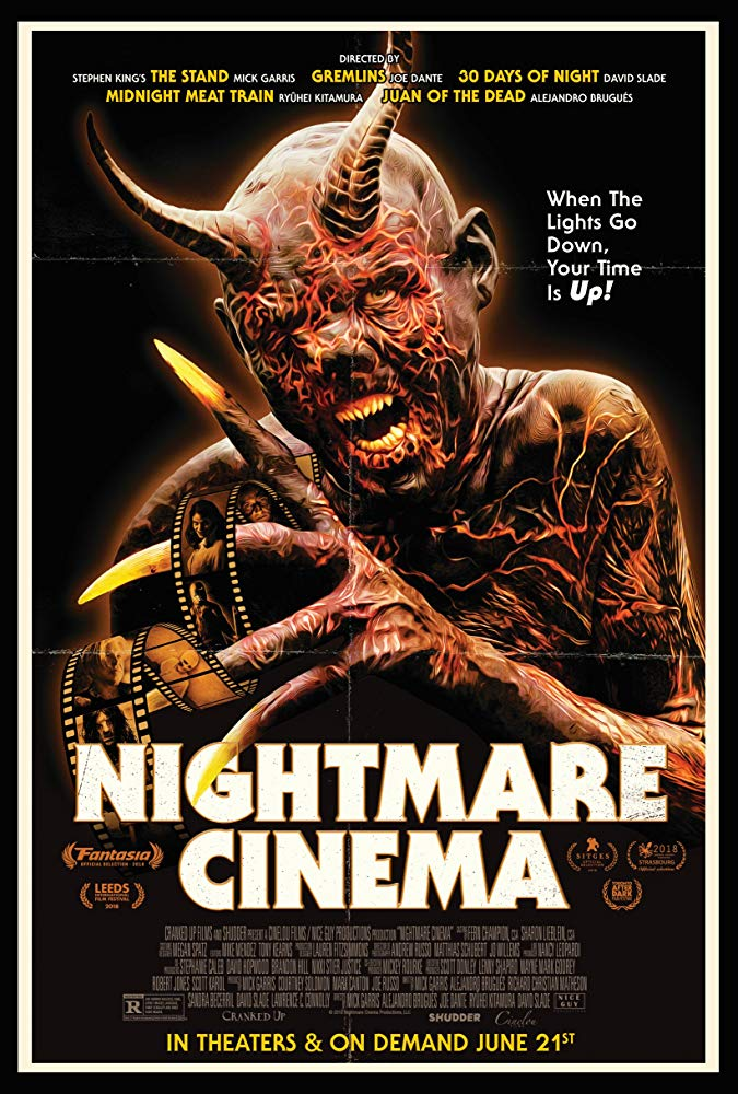 Film Review: NIGHTMARE CINEMA (2018)