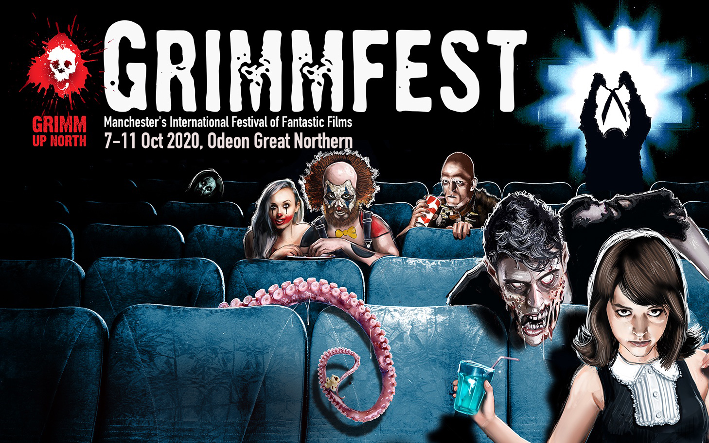 GRIMMFEST 2020 DATES & FIRST GUEST ANNOUNCED