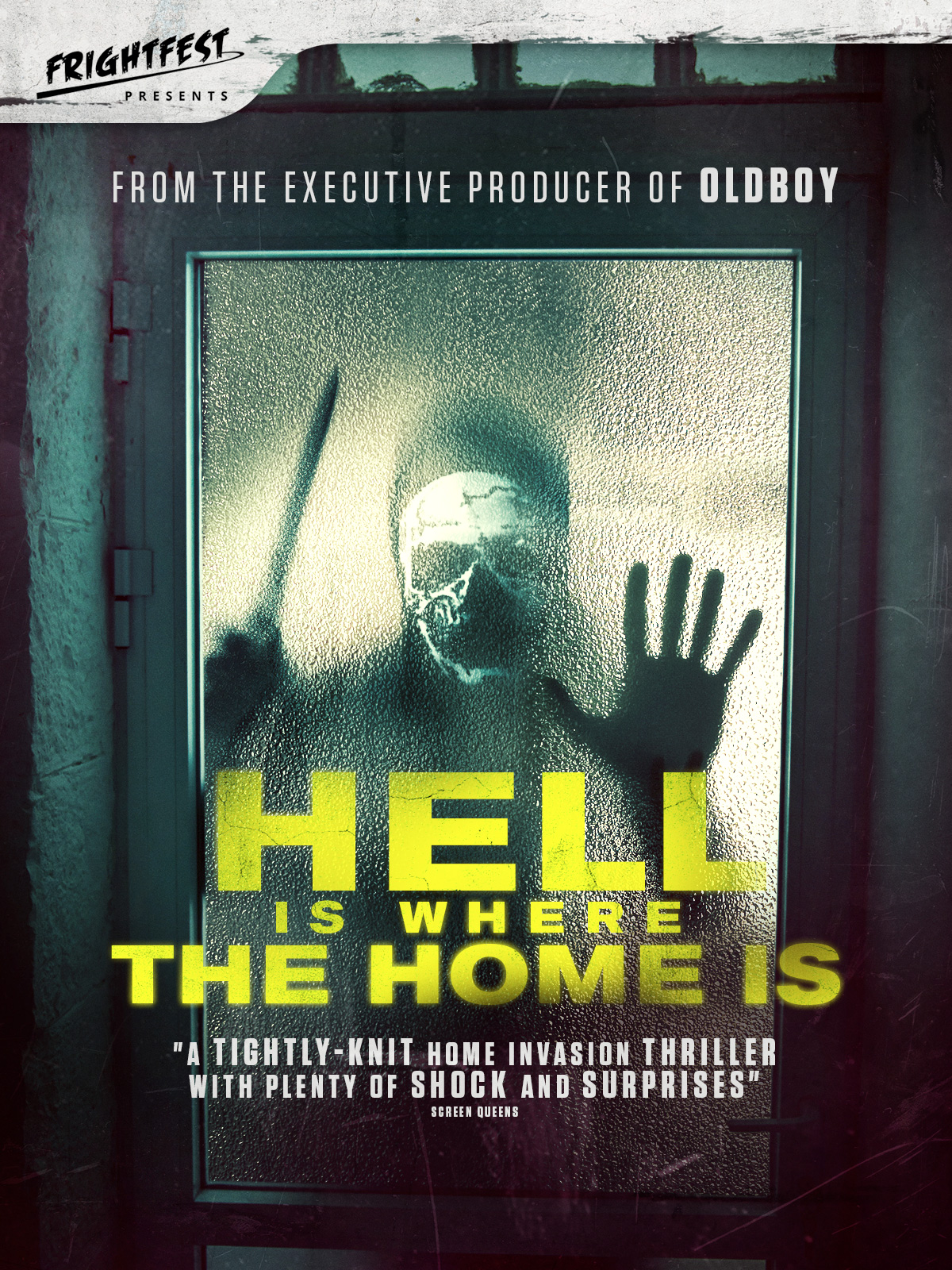 Film Review: HELL IS WHERE THE HOME IS (a.k.a. Trespassers) (2018)