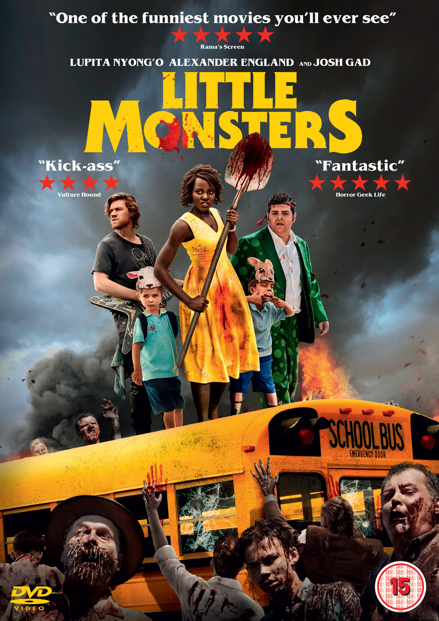 Film Review: LITTLE MONSTERS (2019)